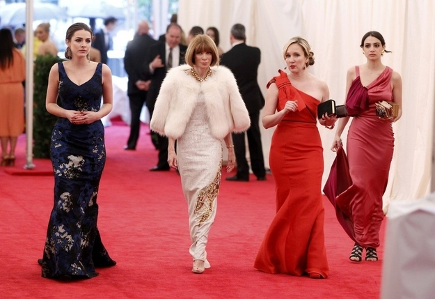 2012 Costume Institute Met Gala: Best Dressed