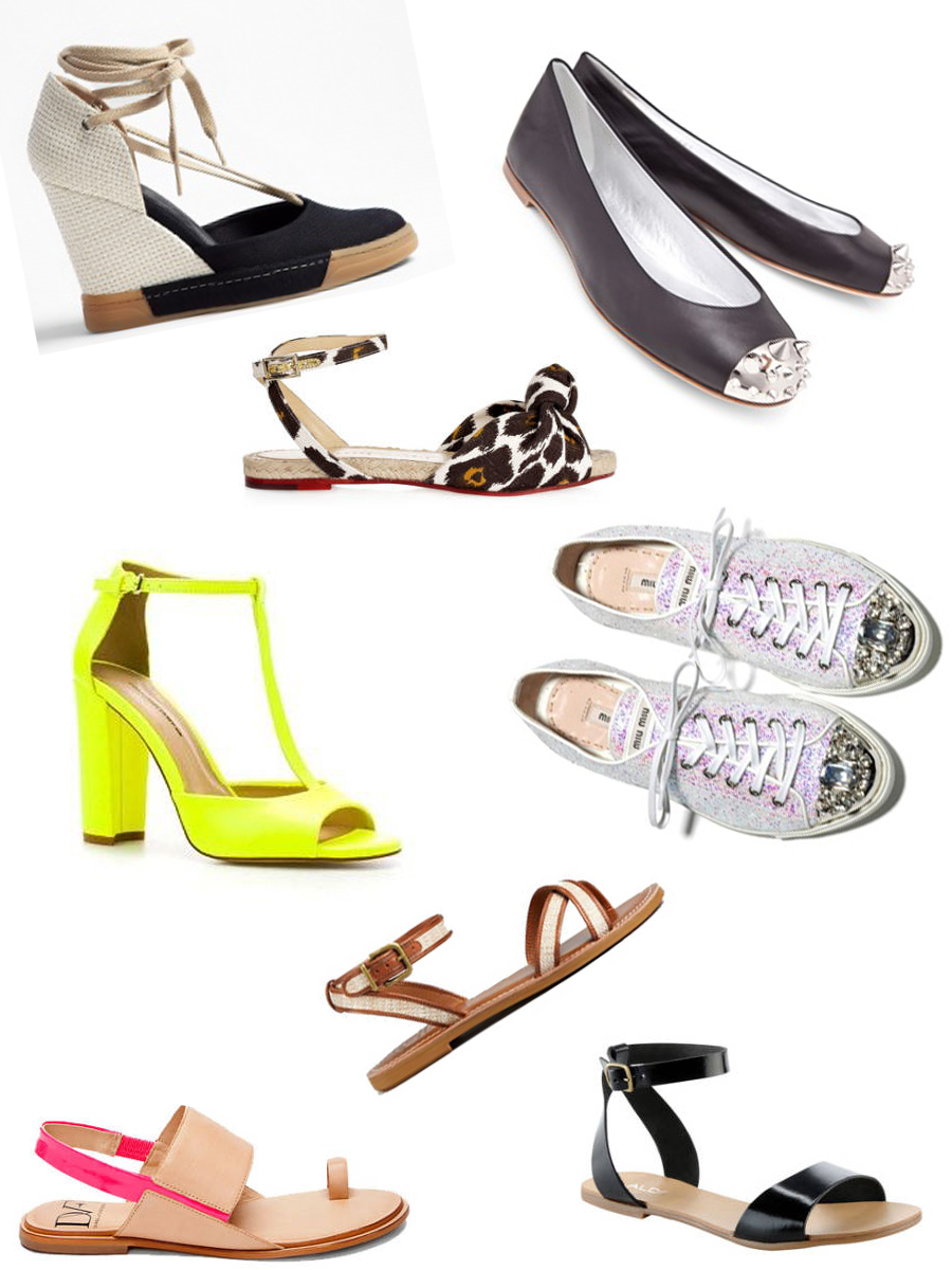Summer Trend Report: Shoes