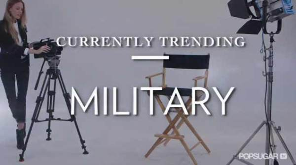 Currently Trending - Military