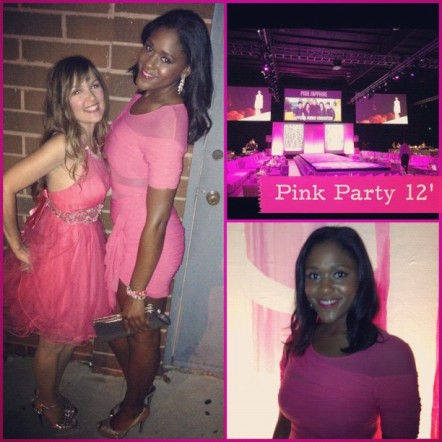 StylishFaith pink party