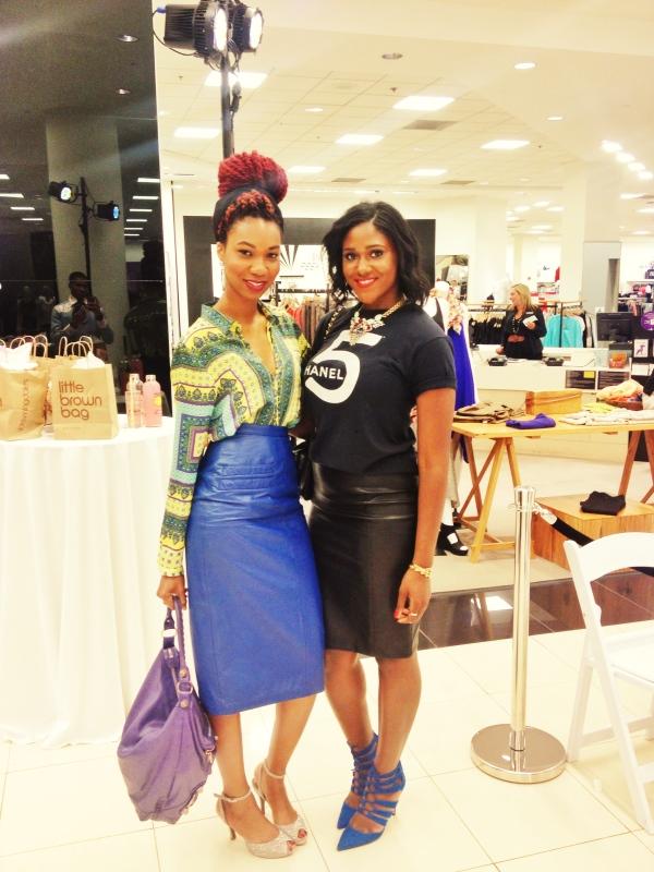 Bloomingdales Summer Fashion Smash Eny and Faith