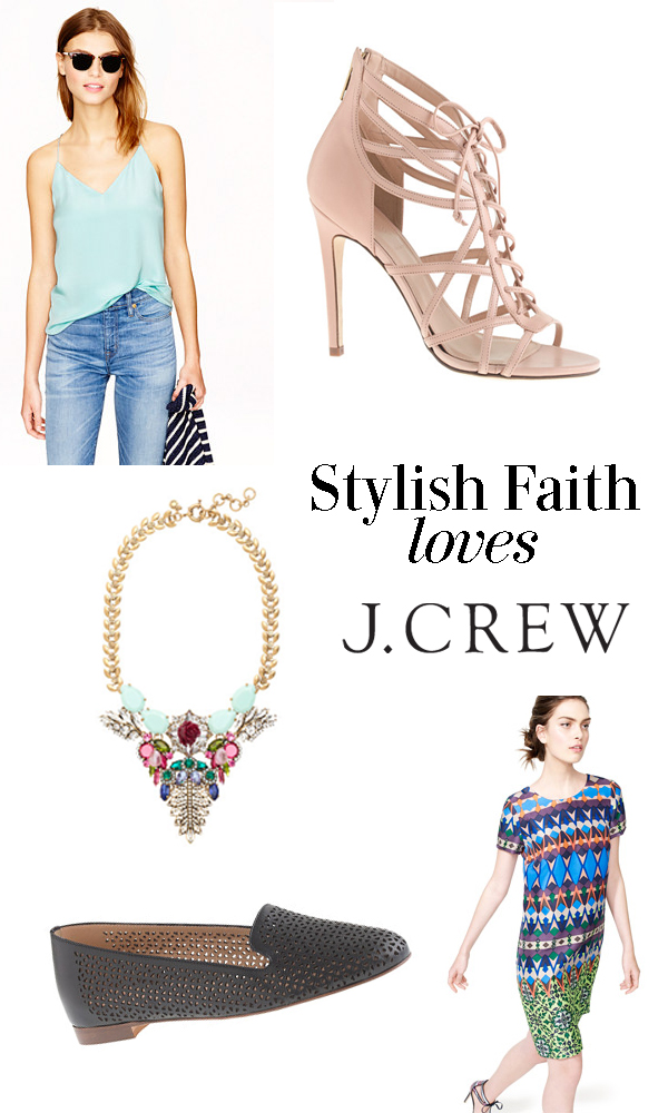 Stylish Faith Loves  J. Crew