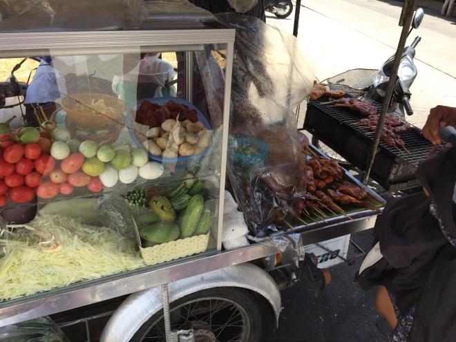 Chalong Food Cart