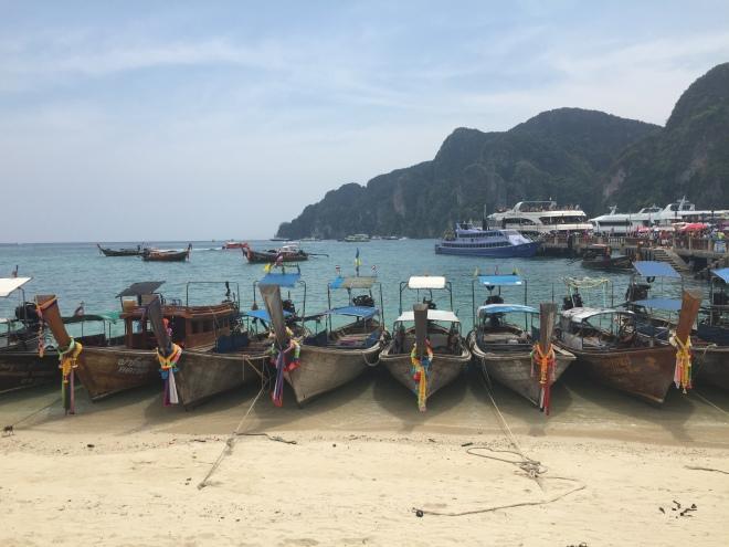 Kho Phi Phi Pier