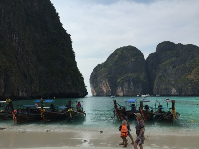 The Beach Maya Bay